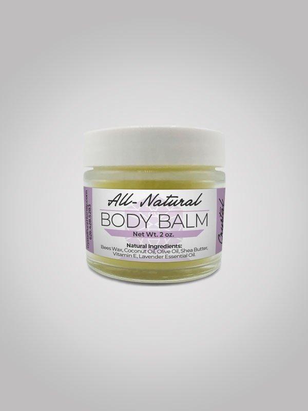 Lavender Body Balm 2oz Jar