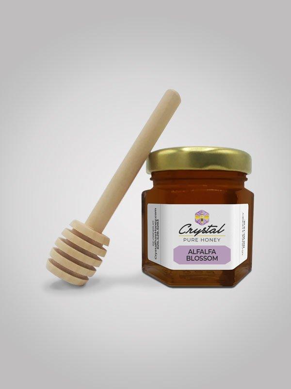 Alfalfa Blossom Honey 1.5oz Sampler
