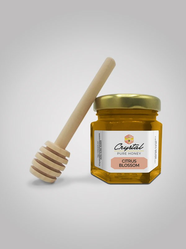 Citrus Blossom Honey 1.5oz Sampler