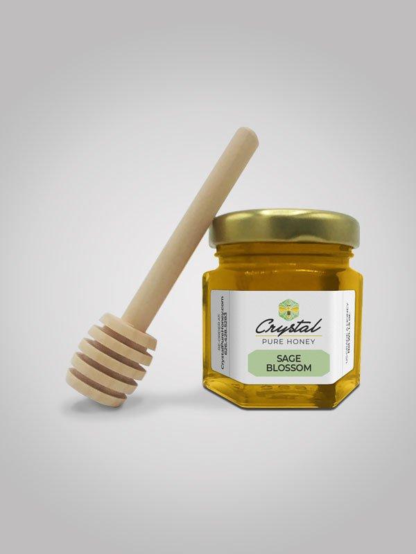Sage Blossom Honey 1.5oz Sampler