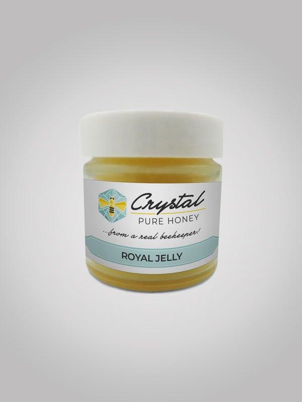Royal Jelly 1oz Jar