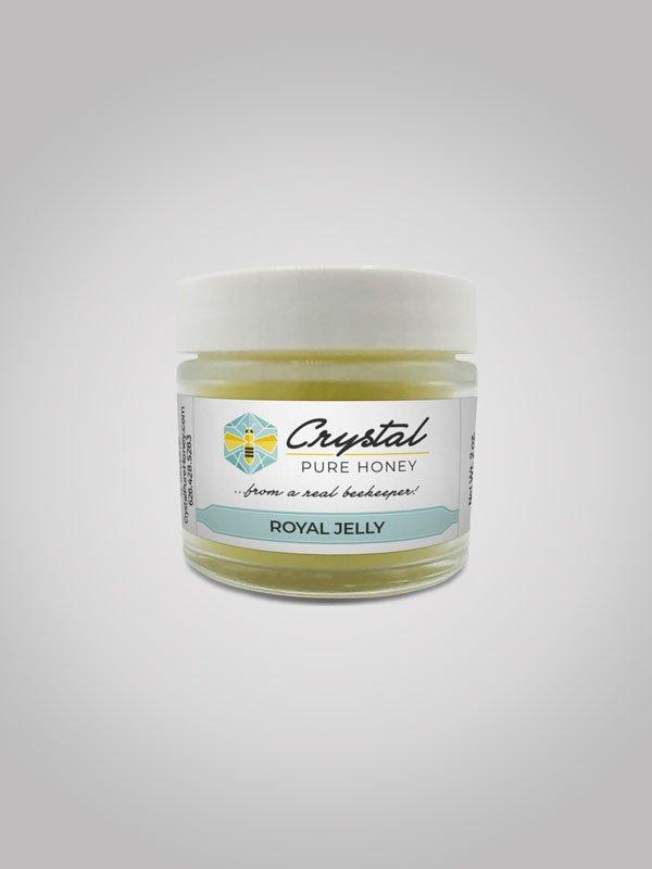 Royal Jelly 2oz Jar
